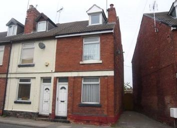 Thumbnail 2 bed end terrace house to rent in Stoneyford Road, Sutton In Ashfield, Notts