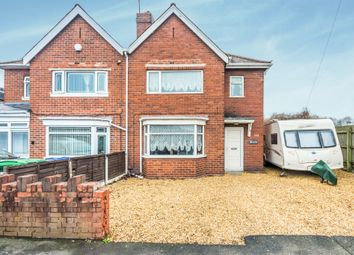 Thumbnail 3 bedroom semi-detached house for sale in Dudley Port, Tipton