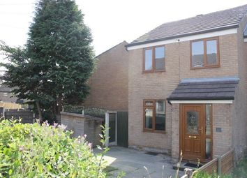 Thumbnail 3 bed end terrace house for sale in Brosscroft Village, Hadfield, Glossop