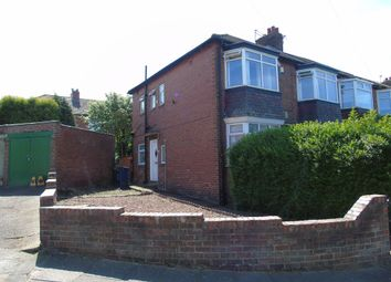 Thumbnail 2 bed flat for sale in Angerton Gardens, Fenham, Newcastle Upon Tyne