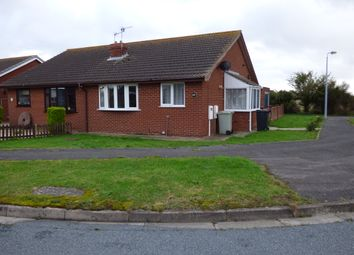 Thumbnail 2 bed semi-detached bungalow to rent in Jacklin Crescent, Mablethorpe