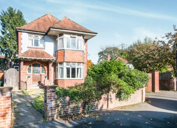Thumbnail 3 bed detached house for sale in Redlands Drive, Southampton