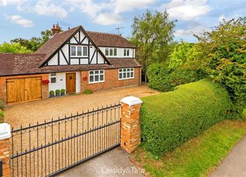 Thumbnail 4 bed detached house for sale in Toms Lane, Kings Langley, Hertfordshire