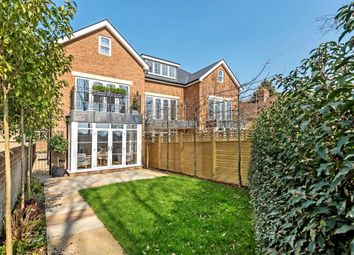 Thumbnail 4 bed end terrace house for sale in Beaumont Mews, Petersfield
