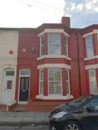 Thumbnail 3 bed terraced house to rent in Snaefell Avenue, Liverpool