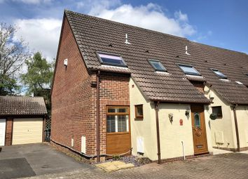 Thumbnail 3 bed end terrace house for sale in Georges Mews, Corfe Mullen, Wimborne