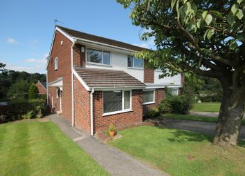 Thumbnail 4 bed property for sale in Branden Drive, Knutsford