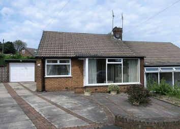 Thumbnail 2 bed semi-detached bungalow for sale in Croft House Avenue, Morley, Leeds
