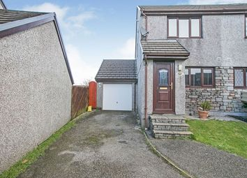 Thumbnail 2 bed property to rent in Carwynnen Close, Praze, Camborne