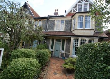 Thumbnail 4 bed flat to rent in Coldharbour Road, Westbury Park, Bristol