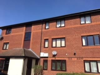 Thumbnail 1 bedroom flat to rent in Didcot, Oxfordshire, Didcot, Oxfordshire