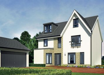"Thumbnail 5 bed detached house for sale in ""Savannah Grand II Hw "" at Stornoway Drive, Inverness"
