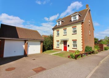Thumbnail 6 bed detached house for sale in Deepdale, Carlton Colville