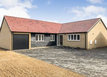 Thumbnail 3 bed detached bungalow for sale in St. Neots Road, Eaton Ford, St. Neots
