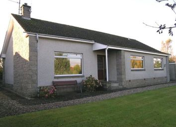 Thumbnail 3 bed detached bungalow to rent in Glengaur, Main Road, Luncarty