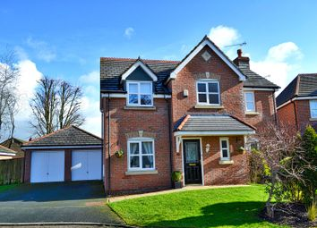 Thumbnail 4 bed detached house for sale in Firth Close, Sandbach