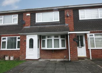 Thumbnail 2 bedroom terraced house for sale in Brierley Road, Coventry, West Midlands