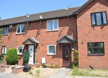 Thumbnail 2 bed terraced house for sale in Clive Road, Market Drayton