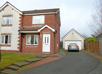 Thumbnail 2 bed semi-detached house to rent in 6 West Drive, Heathhall, Dumfries