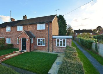 Thumbnail 3 bed semi-detached house for sale in Candlemas Mead, Beaconsfield