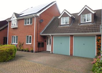Thumbnail Detached house for sale in 3 Wellgarth, Grimsby, N.E.Lincs.