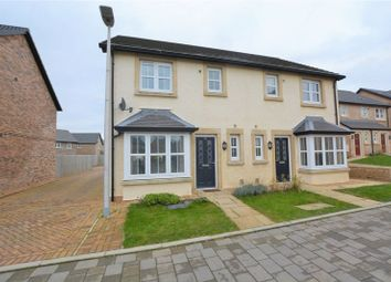 Thumbnail 3 bed semi-detached house for sale in Juniper Drive, Stainburn, Workington