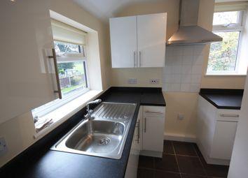 Thumbnail 1 bed flat to rent in Woodshutts Street, Talke, Stoke-On-Trent