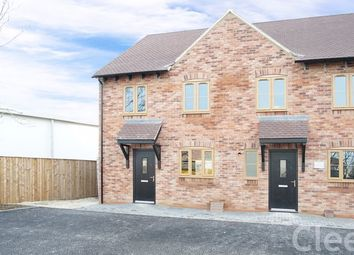 Thumbnail 3 bed semi-detached house for sale in Cheltenham Road, Bishops Cleeve, Cheltenham