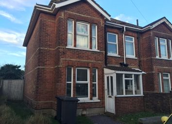 Thumbnail 5 bed semi-detached house to rent in Wycliffe Road, Winton, Bournemouth