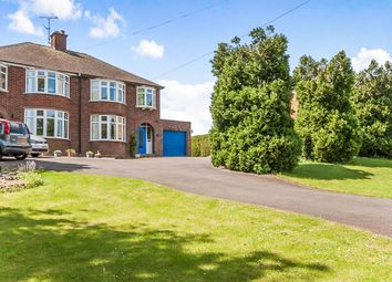 Thumbnail 3 bedroom semi-detached house for sale in Chapel Street, Yaxley, Peterborough