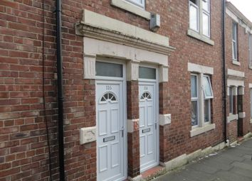 Thumbnail 3 bed flat to rent in Colston Street, Benwell, Newcastle Upon Tyne