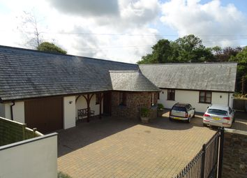 Thumbnail 4 bedroom detached bungalow for sale in Frithelstock, Torrington