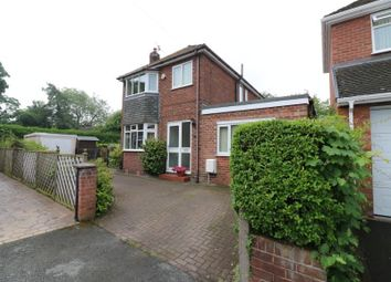 Thumbnail 4 bed detached house for sale in Chatsworth Close, Great Sutton, Ellesmere Port