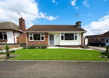 Thumbnail 2 bed detached house for sale in Woodlands Drive, Groby, Leicester