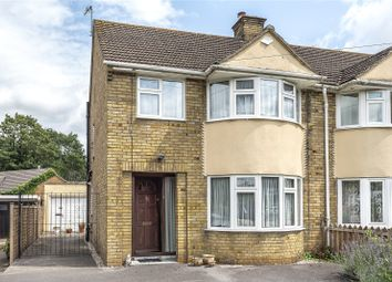 Thumbnail 3 bed semi-detached house for sale in Cherwell Drive, Marston, Oxford