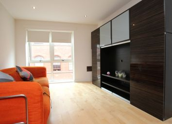Thumbnail 1 bed flat to rent in 31 The Living Quarter, The City, Lace Market Square, Nottingham
