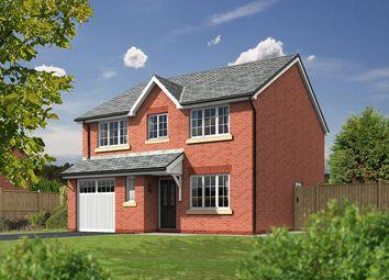 Thumbnail 4 bed detached house for sale in Linley Grange, Stricklands Lane, Lancashire