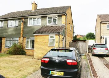 Thumbnail 3 bed semi-detached house for sale in Gloucester Road, Bagshot