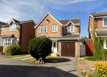 Thumbnail 4 bed detached house for sale in Fieldfare Drive, Gateford, Worksop, Nottinghamshire