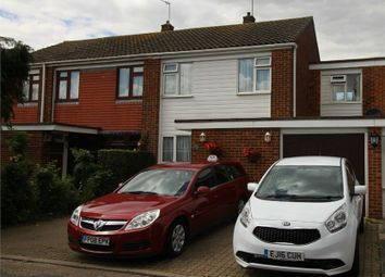 Thumbnail 4 bed terraced house for sale in Holecroft, Waltham Abbey, Essex