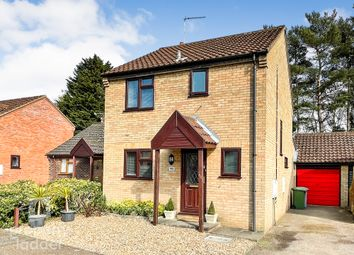 Thumbnail 3 bed semi-detached house for sale in Shakespeare Way, Taverham, Norwich