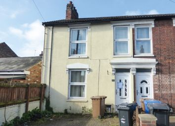 Thumbnail 3 bed end terrace house for sale in Warwick Road, Ipswich, Suffolk