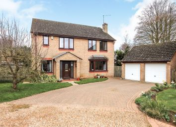 Thumbnail 4 bed detached house for sale in Grimsthorpe Close, Market Deeping, Peterborough