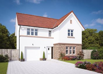 "Thumbnail 4 bed detached house for sale in ""The Barrie"" at Flures Crescent, Erskine"