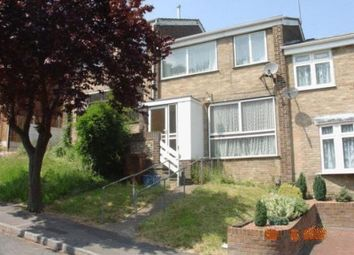 Thumbnail 3 bed terraced house for sale in Broadlands Drive, Chatham