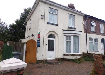 Thumbnail 3 bed semi-detached house for sale in Dingle Road, Tranmere, Birkenhead