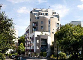 Thumbnail 1 bed flat to rent in Cubitt Court, 100 Park Village East, London