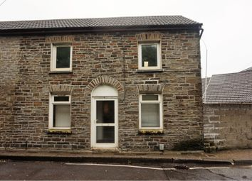 Thumbnail 3 bed end terrace house for sale in Park Street, Pontypridd