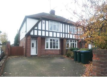 Thumbnail 3 bed property to rent in Daventry Road, Coventry