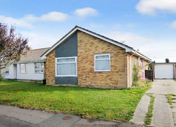 Thumbnail 2 bed detached bungalow for sale in Wallner Crescent, Bognor Regis